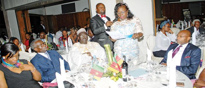 Image : Night Of Restaurateurs; Cameroon Showcases Prowess In Gastronomy
