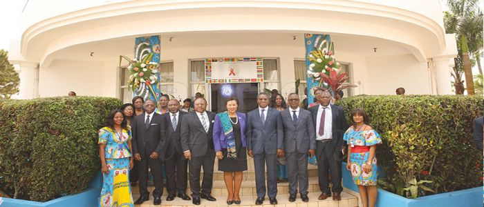 African Synergy; Chantal Biya's Humanitarian Initiative Lauded