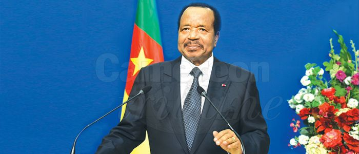 "Image : ""Cameroon Is A Precious Legacy For Each and Every One Of Us"""