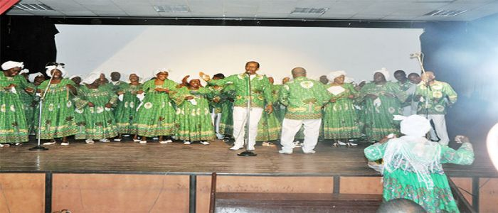 Image : La chorale Nded'a Loba a 70 ans