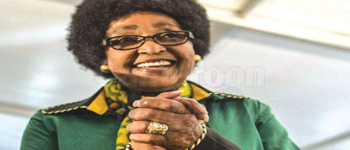 Image : South Africa: Winnie Mandela Is No More!