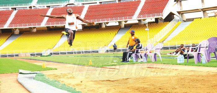 Image : Commonwealth Games:Mayack II Rekindles Hope For Cameroon