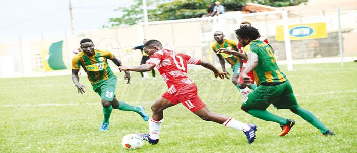 Image : MTN Elite One: Three Teams Dominate Away Phase