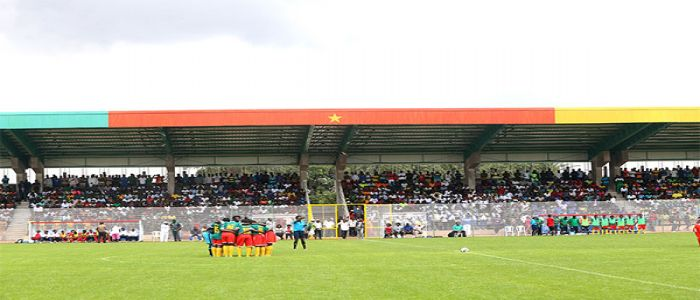 Le stade militaire new look