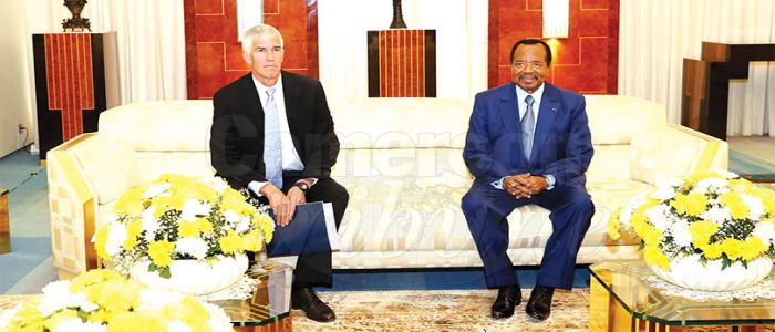 Image : Cameroon-USA: Joint Resolve To Eradicate Boko Haram