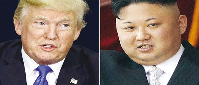 Image : Sommet Trump-Jong-un: report possible