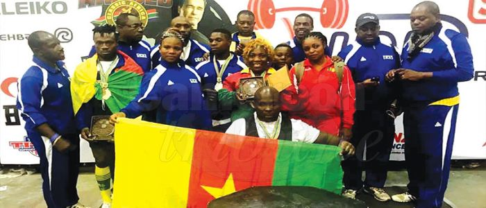 Image : International Powerlifting Tournament: Cameroon Bags Five Gold Medals