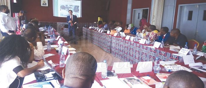 Image : North West: Red Cross Empowers Journalists