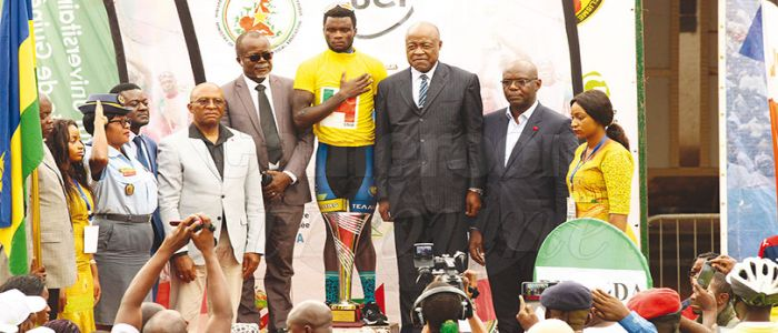 Image : Uwizeyimana remporte le Tour