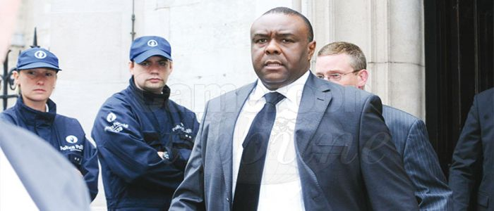 Image : International Criminal Court:  Jean-Pierre Bemba In Belgium