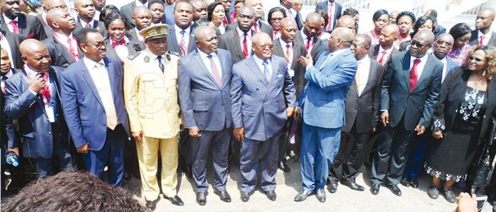 Image : Limbe: Post-Crisis Management Seminar Opens