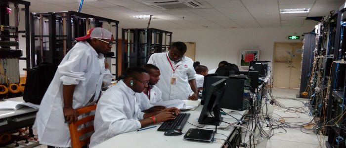 Image : ICT Development: Huawei Trains Cameroonian Students In Shenzhen