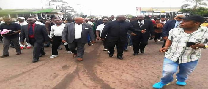 Image : Buea Peace Walk: Concessions For School Resumption