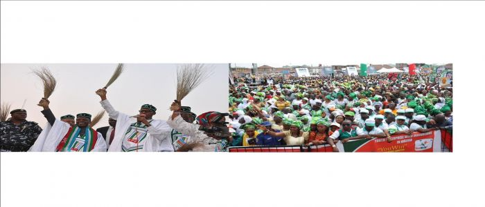 Image : Nigerian Aggrieved Politicians Muse Mega Opposition Party