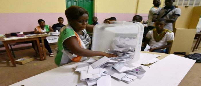 Image : Côte d'Ivoire: Parliamentary Election Results Awaited