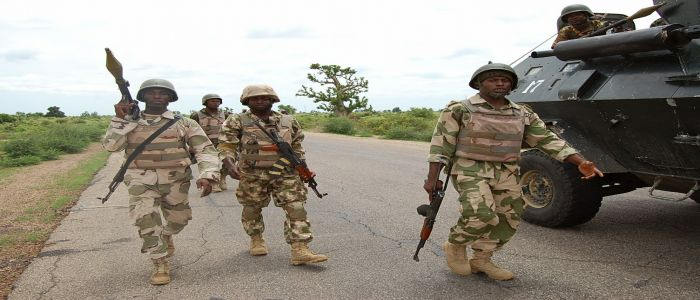 Nigerian Army Consolidates Control Of Northeast