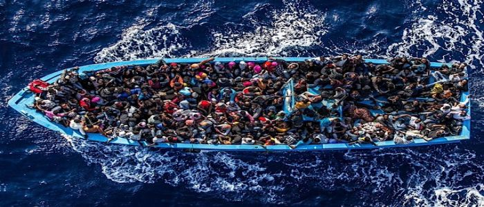 Image : Mediterranean Sea: 5,000 Migrants Drown Trying To Cross To Europe