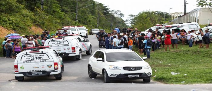 Image : Brazil: Over 50 Inmates Killed In Prison Brawl