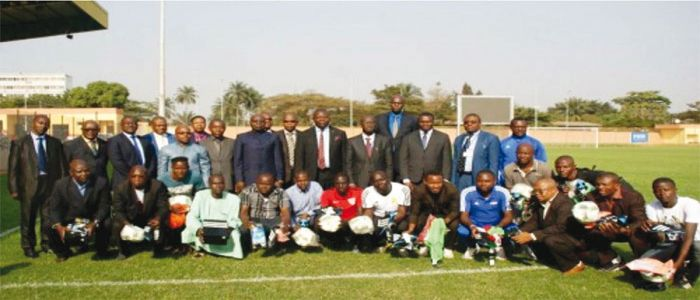 Youth Football Championship Launched
