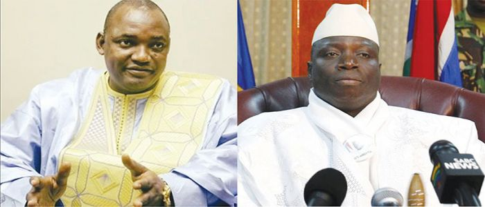 Image : Gambia: Yahya Jammeh Ordered To Step Down Latest Today