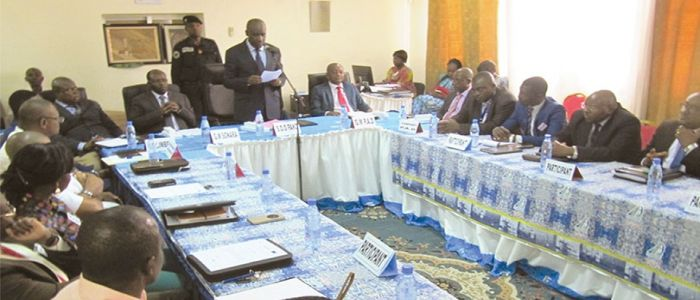Image : Saving Gulf of Guinea From Oil pollution: Officials Compare Notes In Limbe