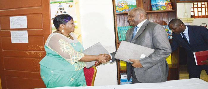 Promotion of Bilingualism: ENAM, Linguistic Centre Sign MoU