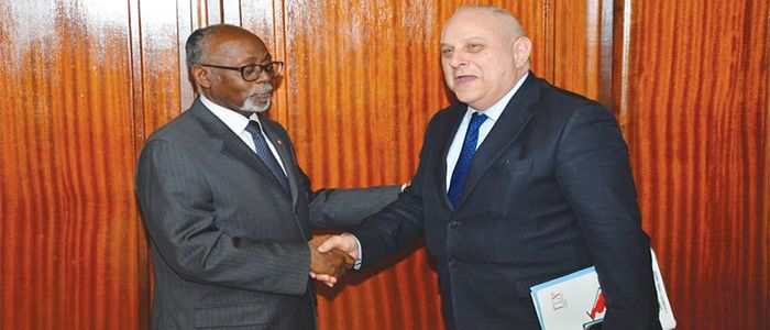 Cameroon-Italy: exploring New Cooperation Avenues