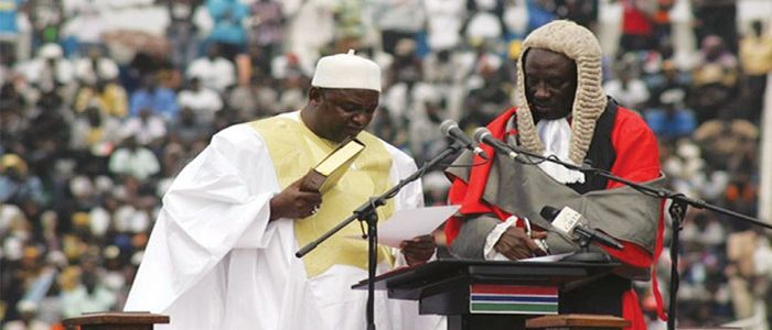 Image : Gambia: Barrow Promises Free Basic Education