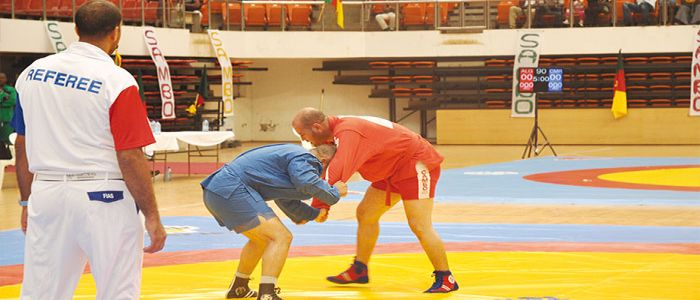 Sambo: le Grand prix Jean-Paul Mbouelle ce week-end