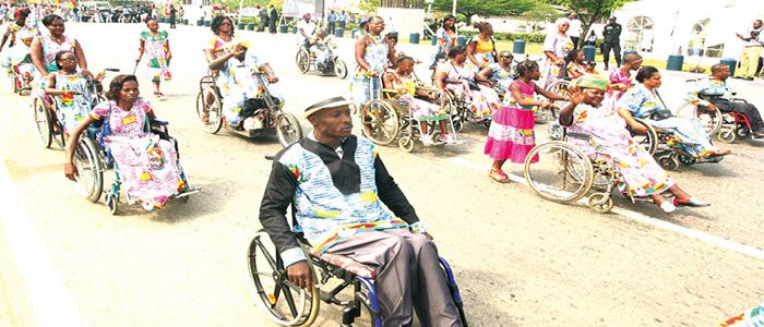 Douala: Disability is not Inability