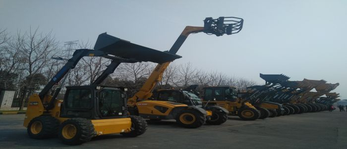 Construction Machinery: Chinese Company Muses African Plant