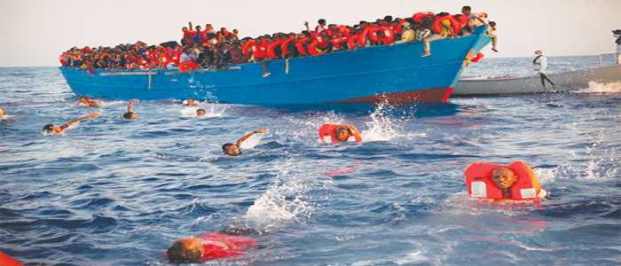 Image : Libya: About 6,500 Migrants Rescued