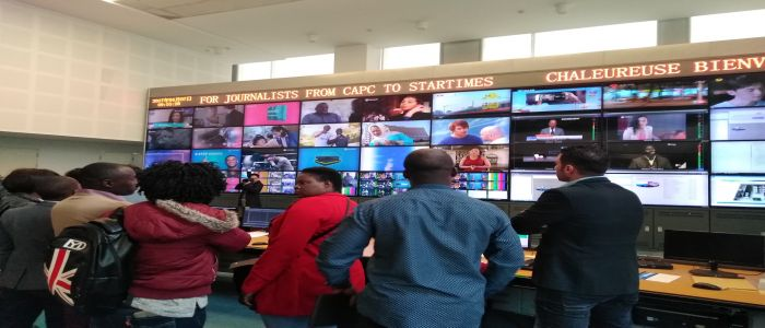 Digital TV Broadcasting:China's Media Giant In Discussions With Cameroon
