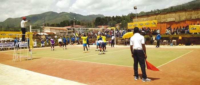 University Games 2017: Douala University Leads Chart