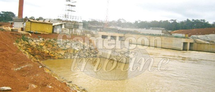 Energy: Construction Of Grand Eweng HEP Dam In View