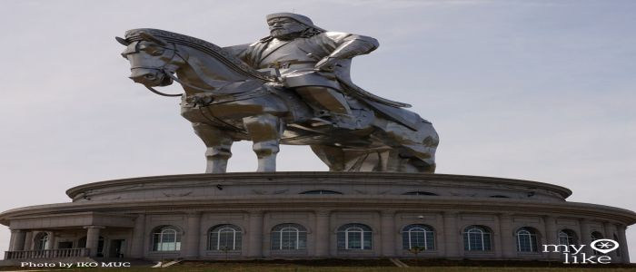 China's Cultural Heritage: A Glance Inside Genghis Khan Mausoleum