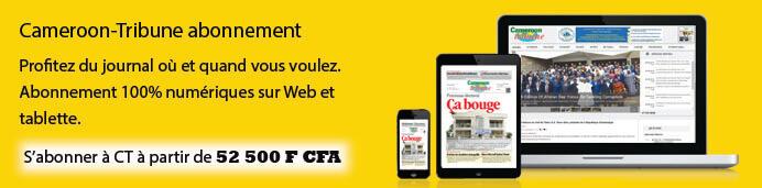 Cameroon Tribune Actualites Au Cameroun Breaking News Cameroon